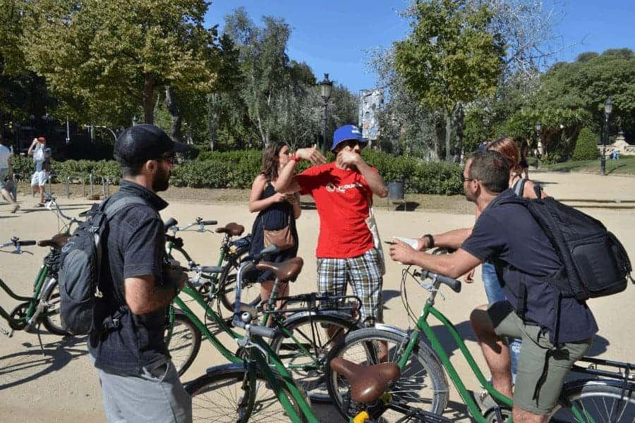 Biking In Barcelona 7 2