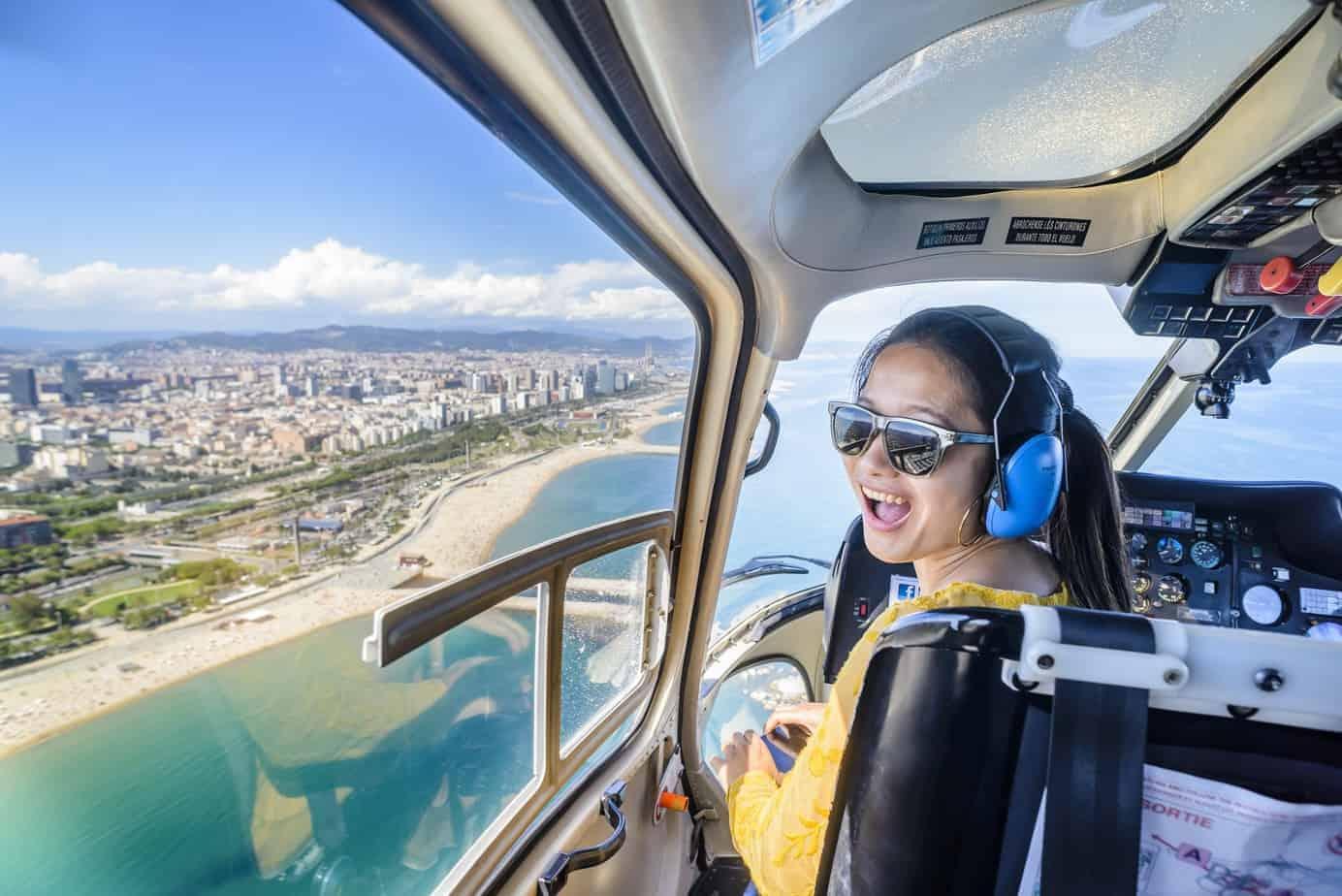 Barcelona Helicopter, Land, Sea 1