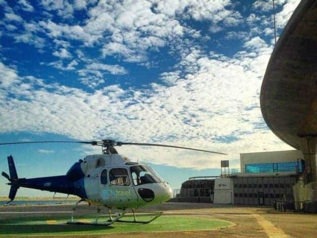 Barcelona Hubschrauber Tour 8res