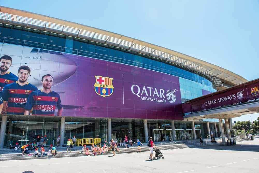 Camp Nou Museum & Stadium Tour 1