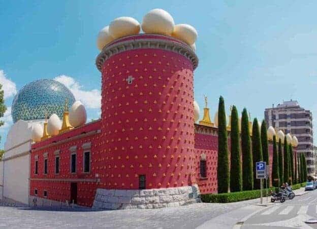 Figueres, Dalí-Museum