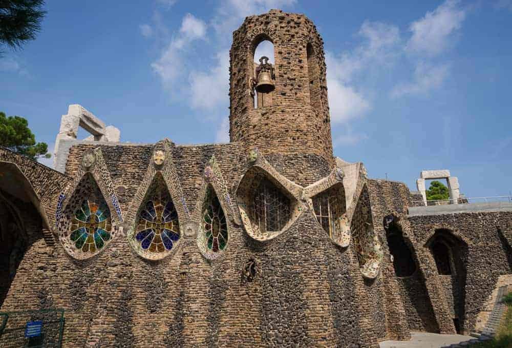Montserrat Colonia Guell Tour 3 1