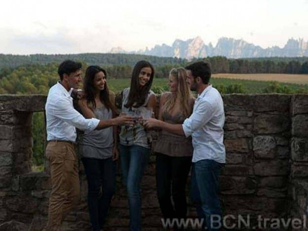 Montserrat, Tapas & Wine Tour 7res
