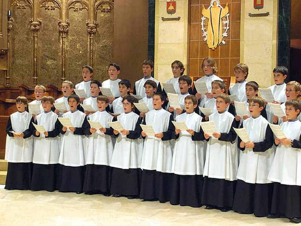 Montserrat Choir