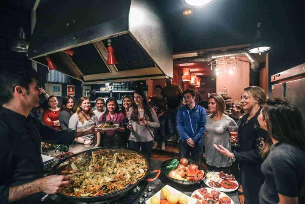 Paella Experience Travelbar 1 1 1024x683