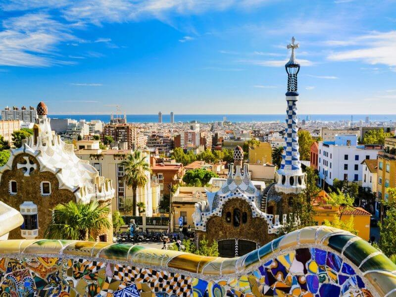 Barcelona in 7 days / 6 nights
