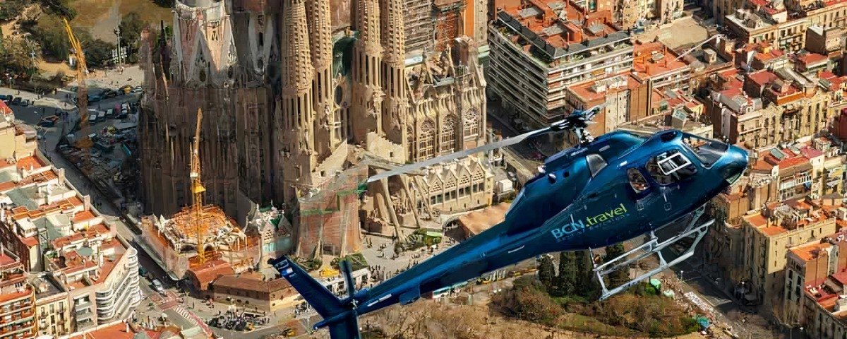 Barcelona Helicopter Tour 25 10