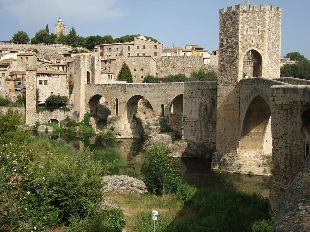 Histórico pueblos medievales 8res