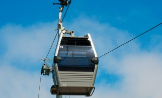 Montjuic Cable Car 2