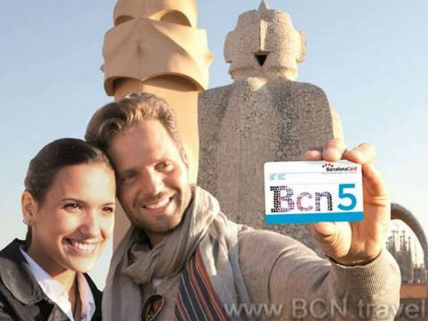 Barcelona Card 4res