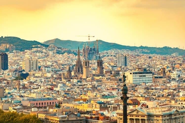 Travel to Barcelona