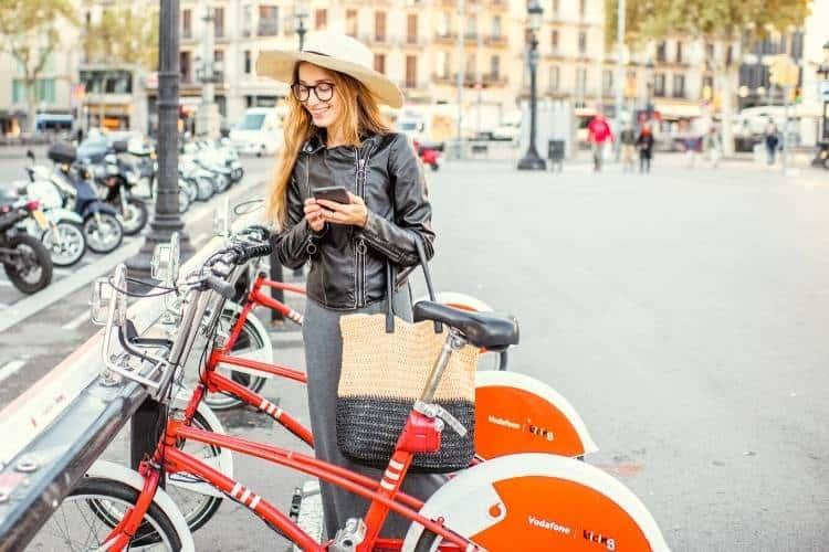 Barcelona Bike Ride