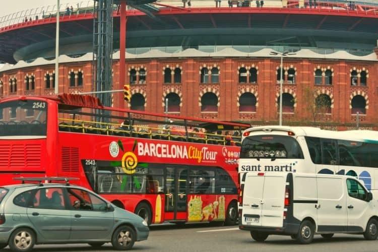 Barcelona Bus 1
