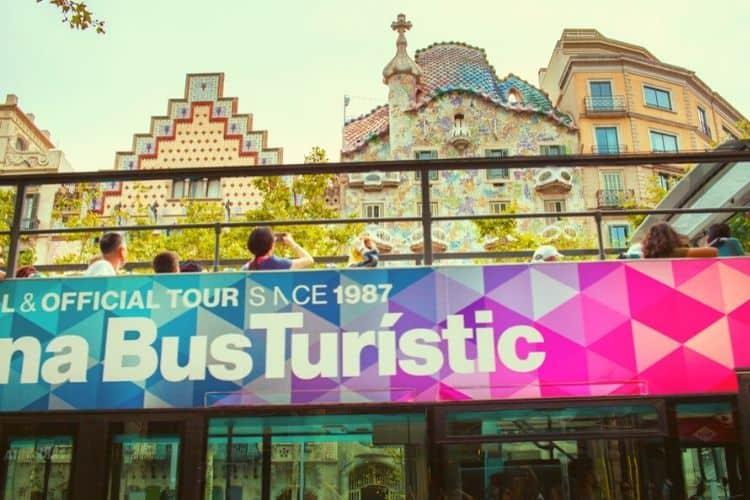 Barcelona Bus Turistic In Casa Batllo