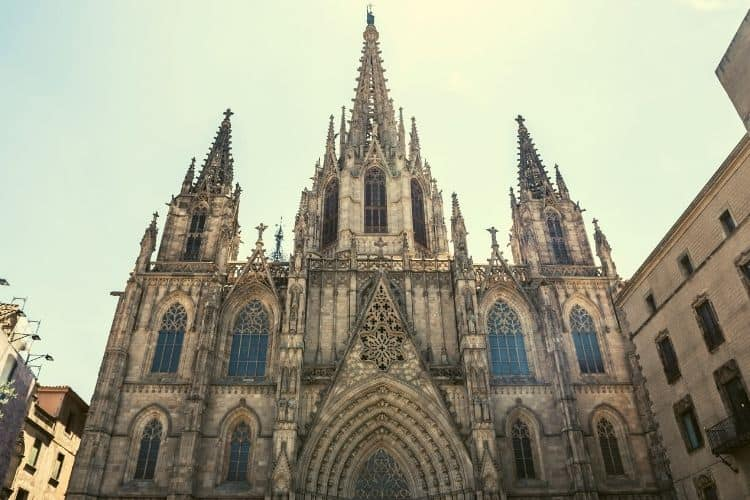 Barcelona Cathedral Barcelona Bus City Tour