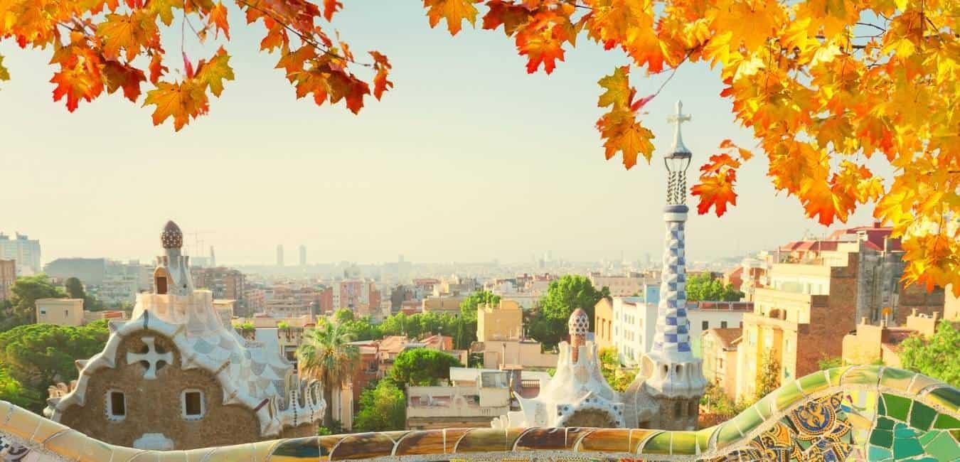 Barcelona Fall Season