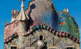 Barcelona Gaudí Tour 7res