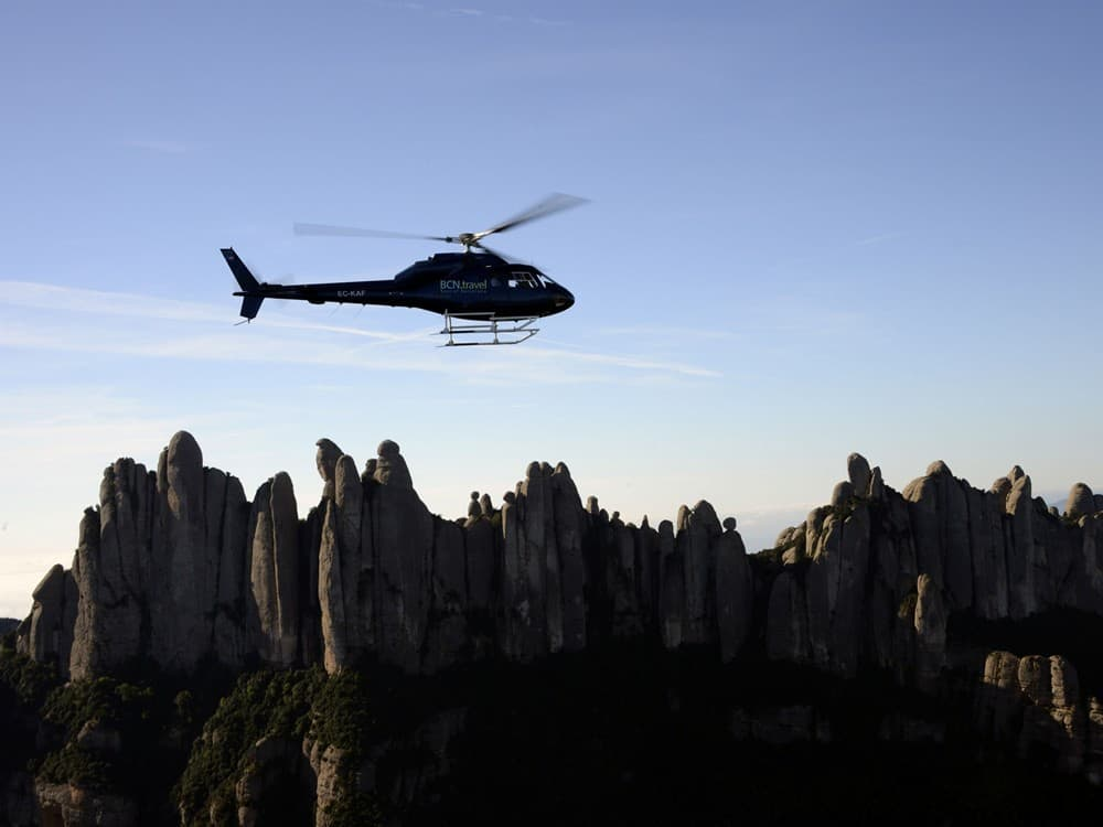 Barcelona Helicopter Tour 7res 1