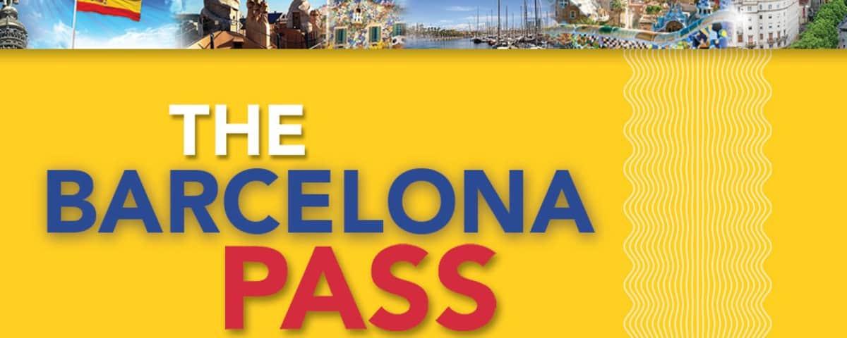 Barcelona Pass 25 10