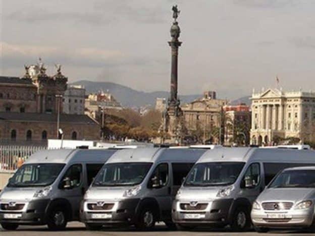 Barcelona privat Transfers 1