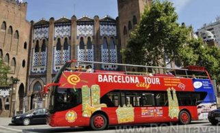 Barcelona Red Bus City Tour 6res