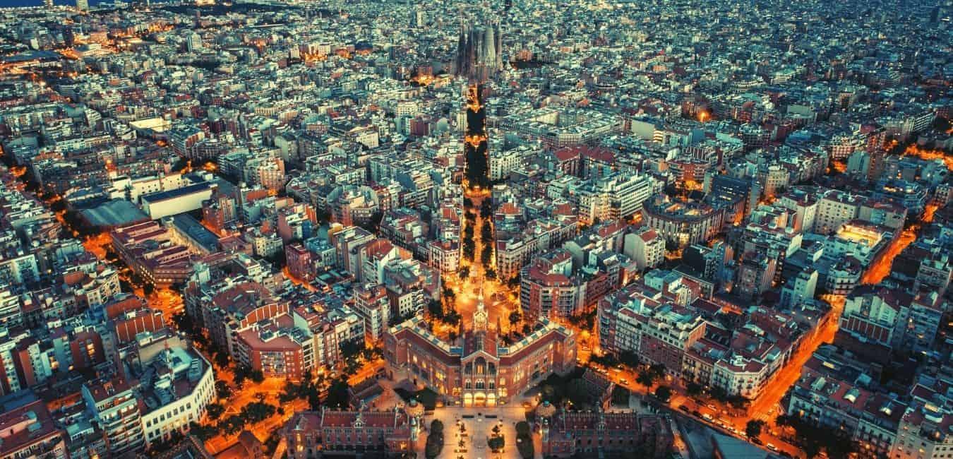 Travel to Barcelona Spain