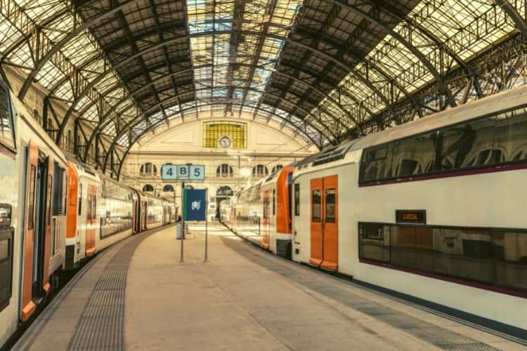 Barcelona Card in Major Public Transport System