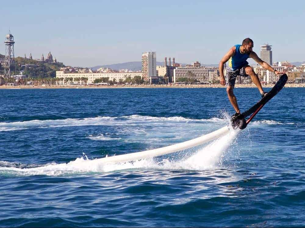 Barcelona Water Sports 7res