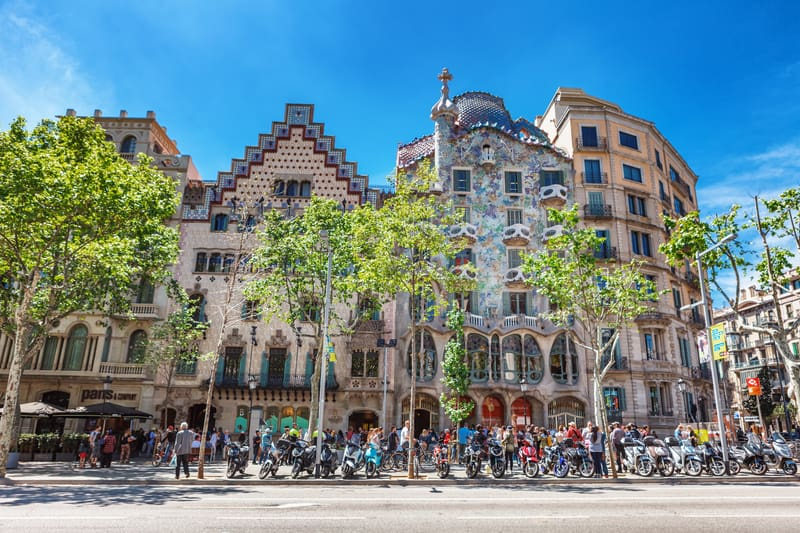 Block Of Discord Barcelona
