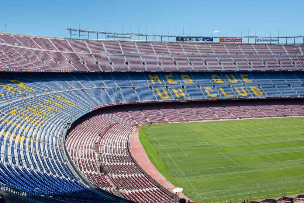 Camp Nou Museum Stadium Tour 2