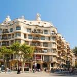 Casa Mila - La Pedrera by Gaudi