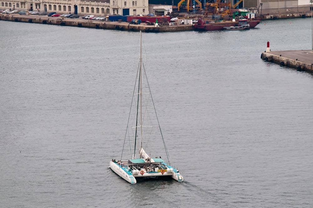 Tour en catamaran 3