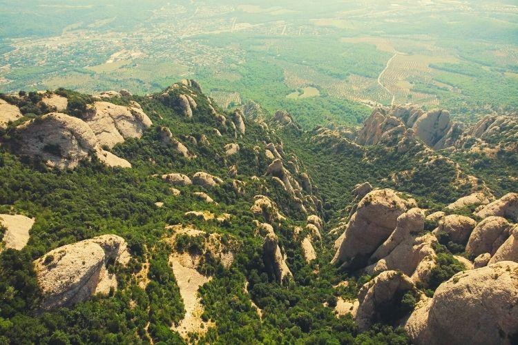 Caves Of Salnite Montserrat