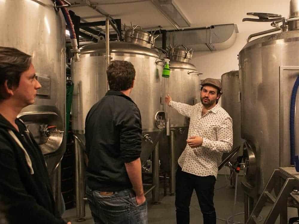 Tour de degustación de cerveza artesanal 5res 1