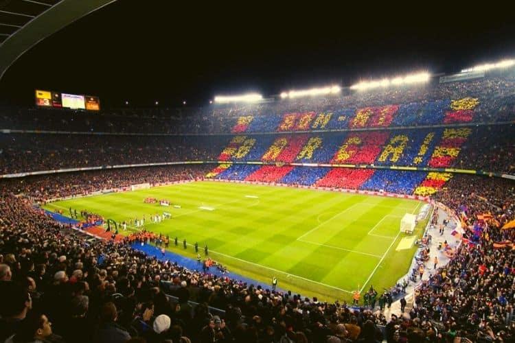 FC Barcelona Tickets: Fc Court