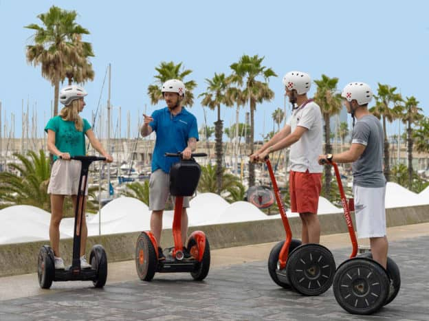 Intro Segway Tour 1h