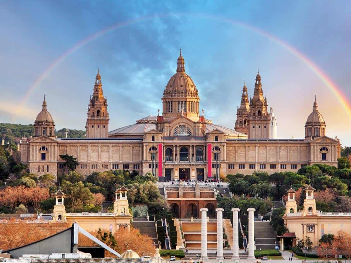 Mnac Museum Barcelona