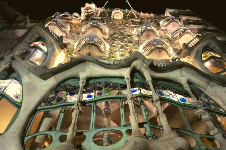 Magic Nights At Casa Batllo
