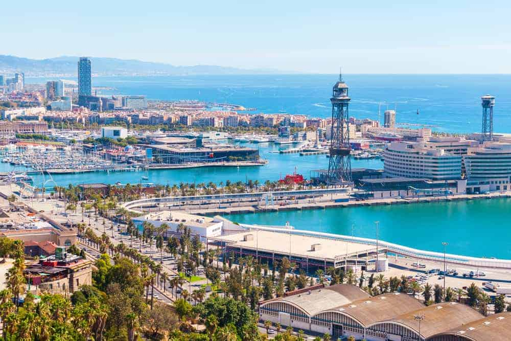 Barcelona Cable Car Price