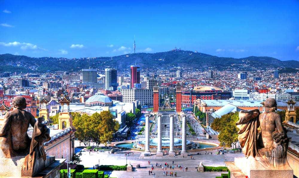 Tour panorámico de Montjuic 4 3