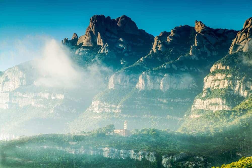 Visite matinale de Montserrat 1 1