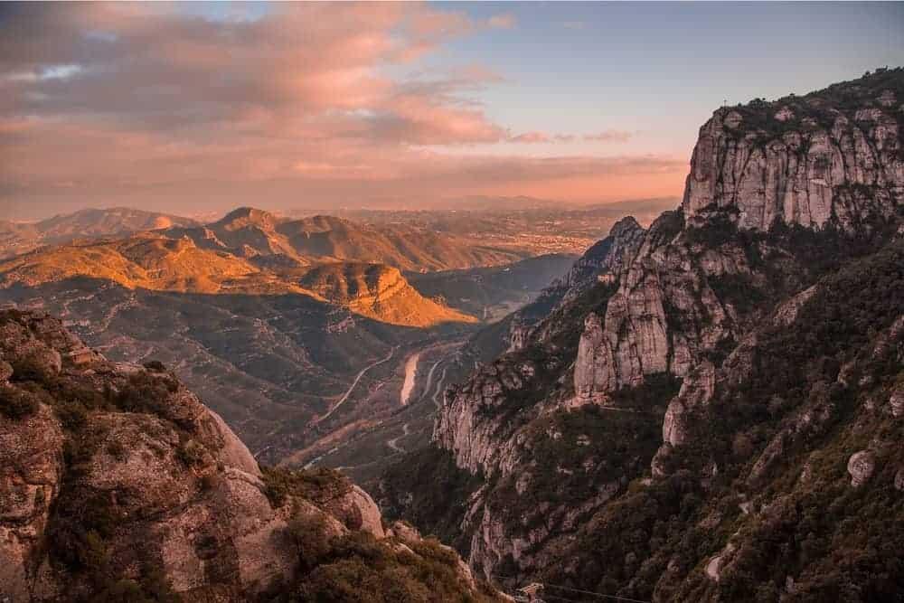 Visite matinale de Montserrat 4 1