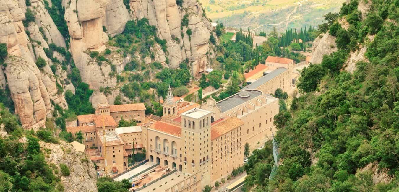 Beautiful Montserrat Spain