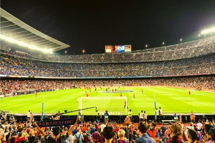 FC Barcelona Tickets: Nou Camp Football Stadium