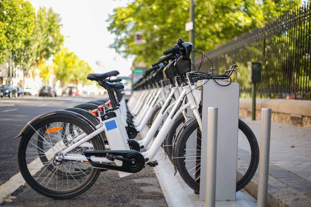 Olympic Barcelona y Camp Nou Private Ebike Tour 3
