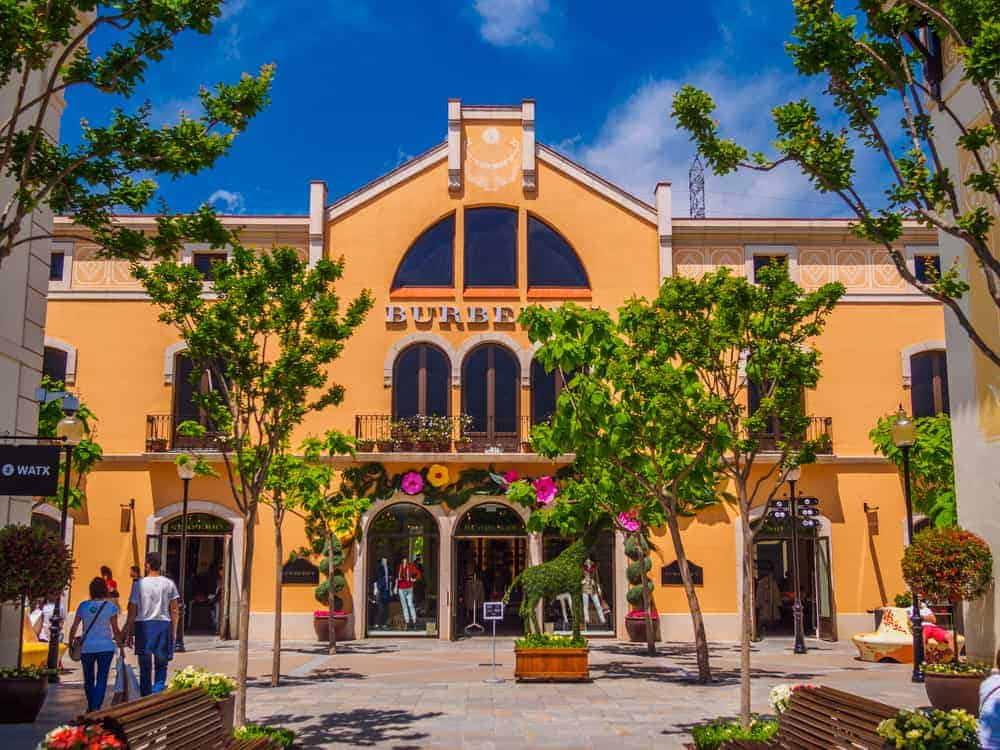 Outlet Shopping La Roca Village 4