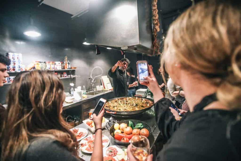 Paella Experience Travelbar 3