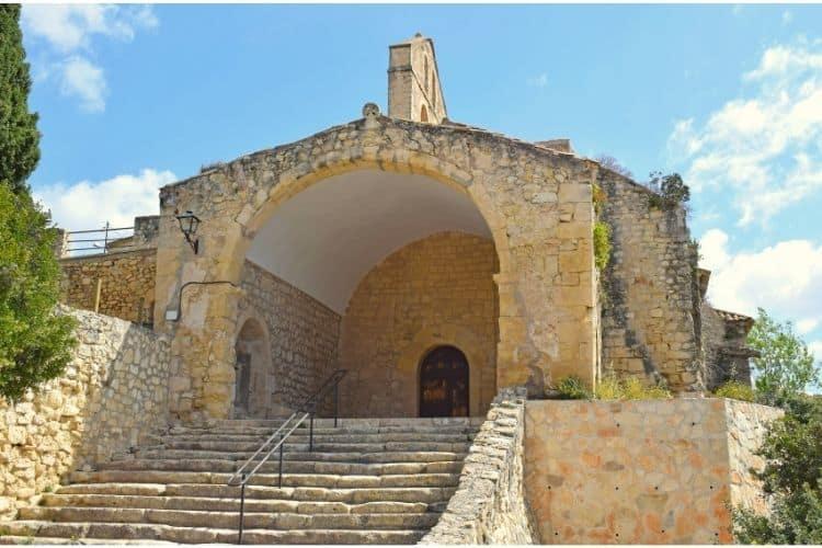 Palace Baro De Castellet
