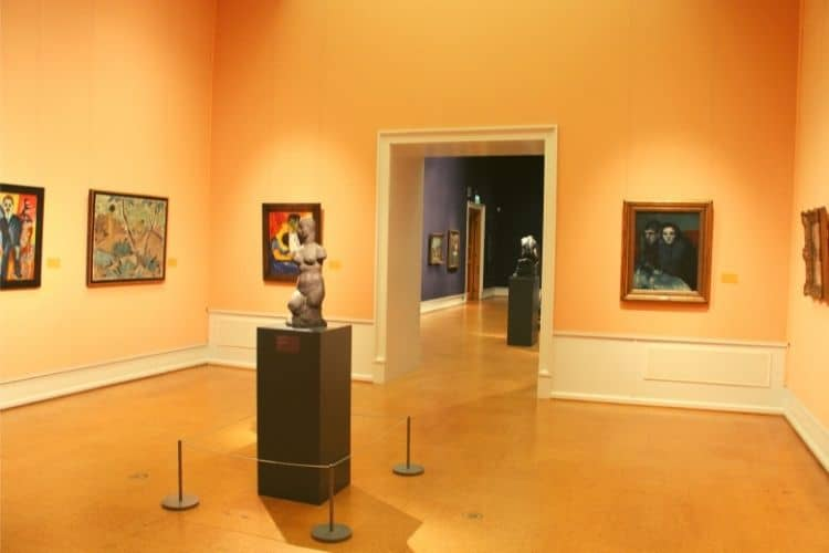 Picasso Museum Paintings
