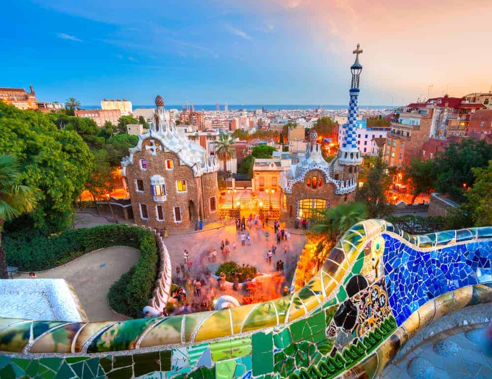 The Park Guell Tour Guided Tour 27 Bcn Travel